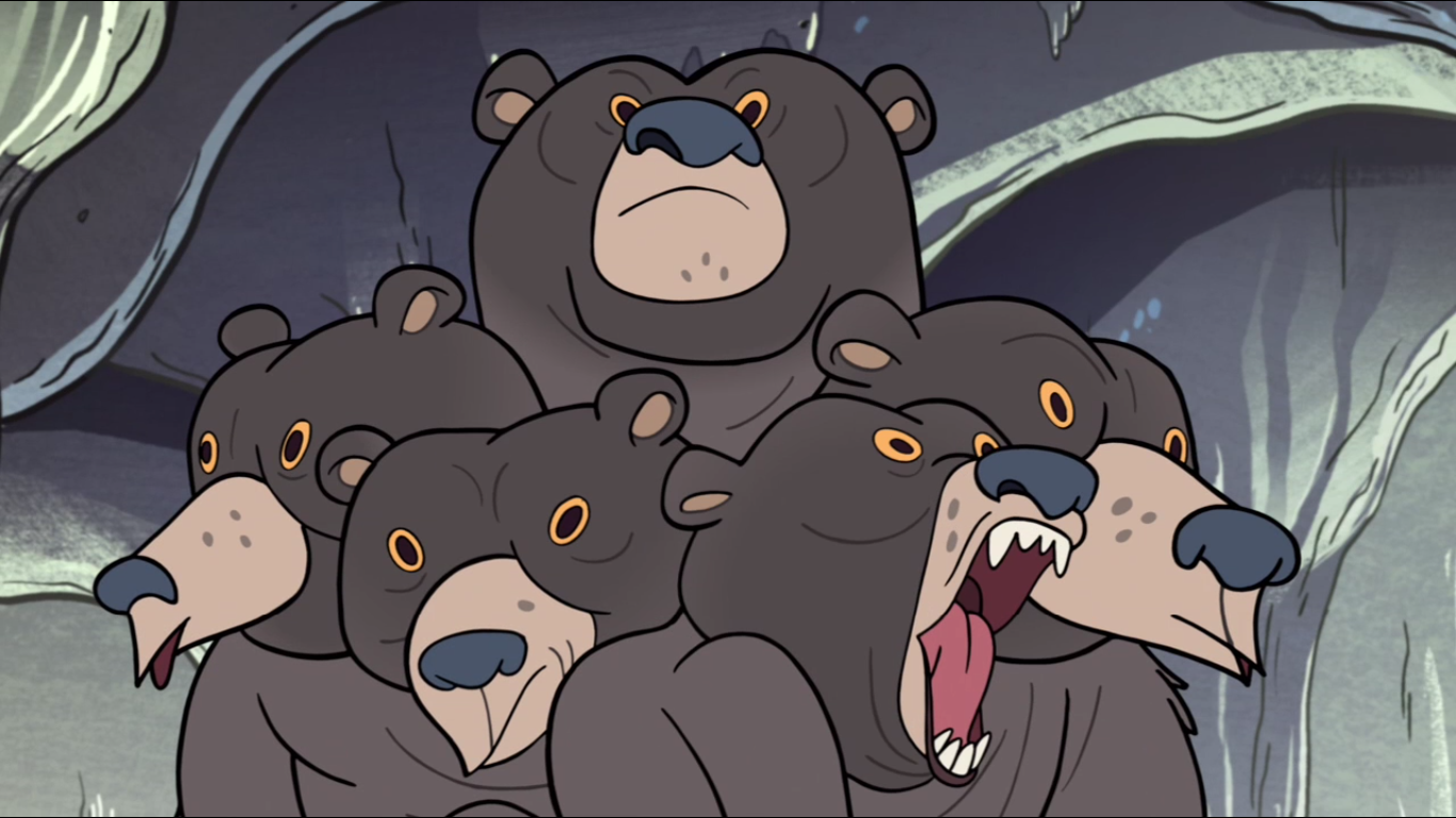 Bear Osos Videos Porno multi-bear | gravity falls wiki | fandom