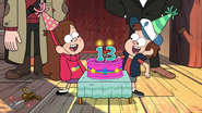 S2e20 blow the candles
