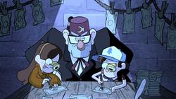 Stan - Dipper mabel
