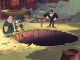 Das Loch ohne Boden