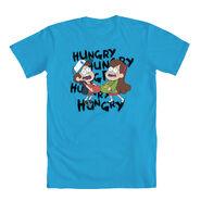 Welovefine hungry