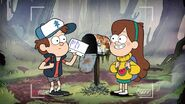 Short3 dipper and mabel mail