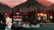 S2e11 gravity falls gravity returned police station