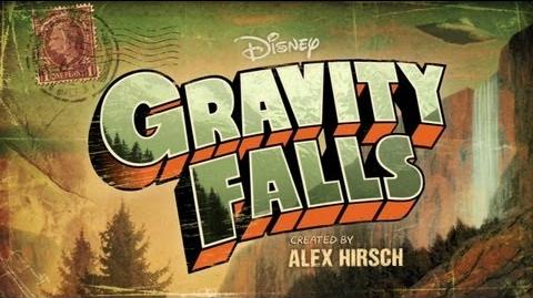 Gravity Falls Theme Extended Made me realize by Brad Breeck-1