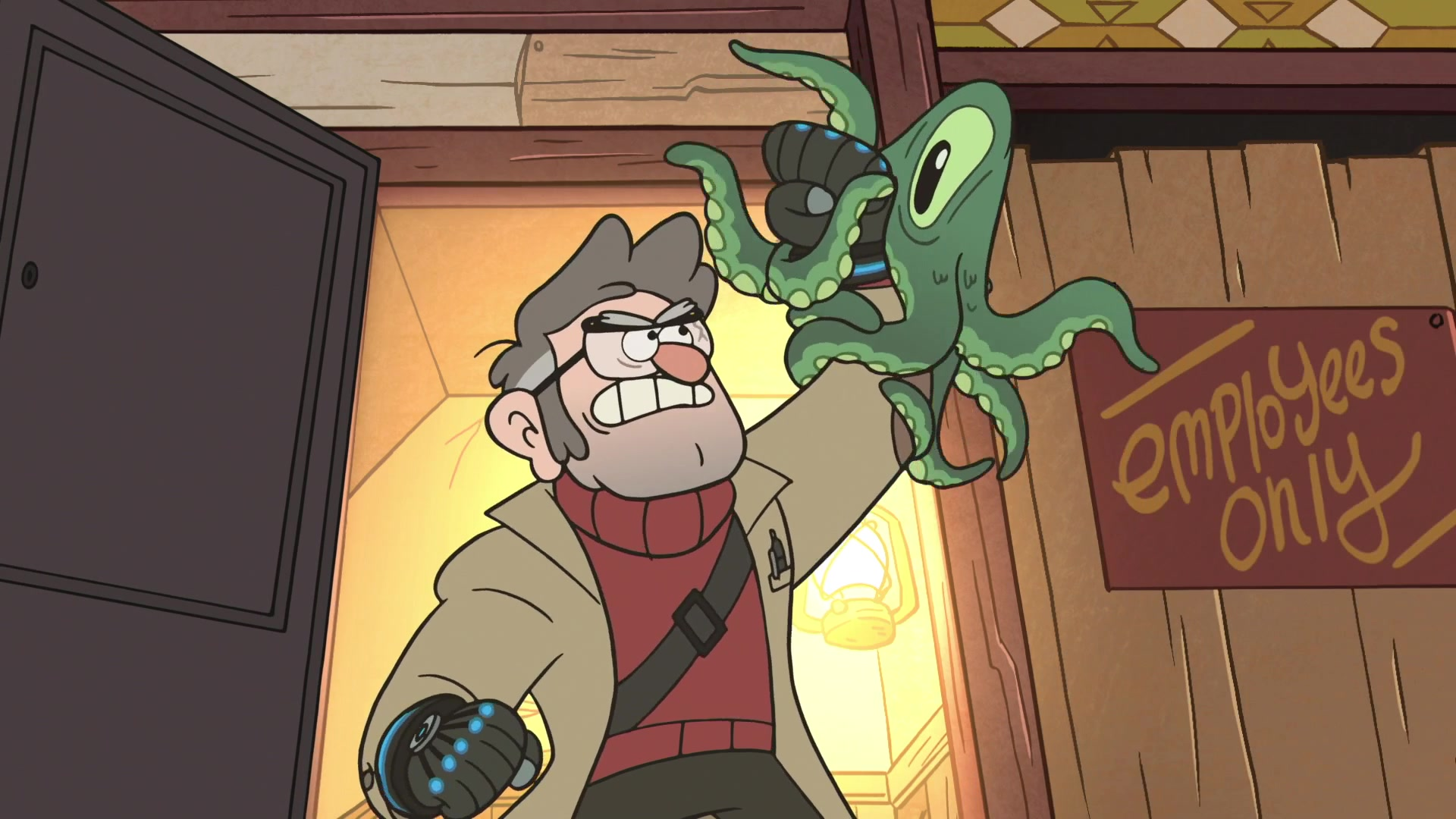 Image - S2e13 Ford looking boss.jpg | Gravity Falls Wiki ...
