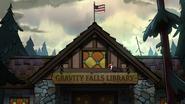 T2e4 Biblioteca de Gravity Falls