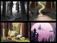 Ian Worrel Early Background Development