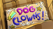 Short10 dog clowns