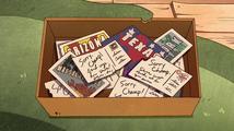 Padre de Soos cartas