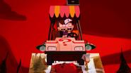 Pilot mystery cart burst