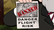 S2e8 Danger Flight Risk