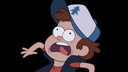 S1e14 Dipper screams