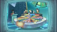 S1e13 cash wheel stage