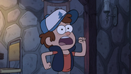 S1e14 Dipper about to show his new voice