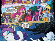Mlp issue 5 Maybelle