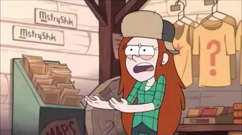 Gravity Falls - Straight Blanchin' (Dutch) Crazen (Nederlands)-0