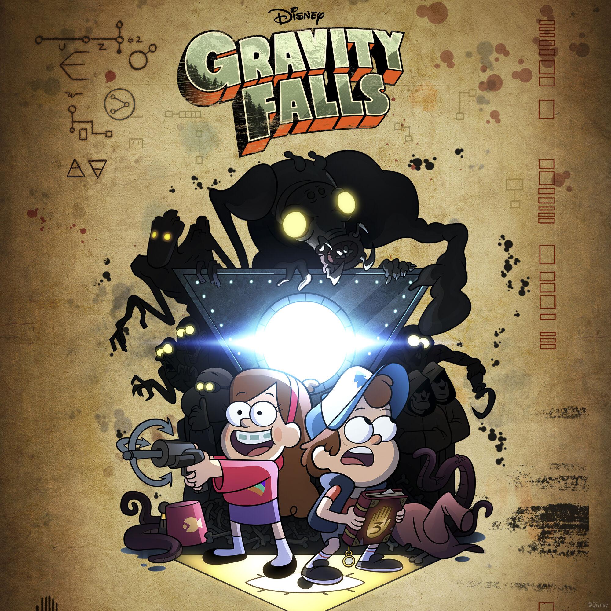 Watch Gravity Falls Season 1 For Free Online 123movies.com