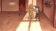 Mabel baut Stan