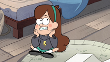 S1e7 mabel exasperated