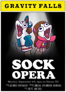 Chris Houghton Sock Opera promo