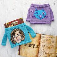 Journal 3 cat sweaters igram