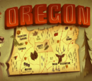 Gravity Falls, Oregon