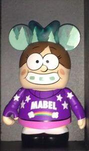 Gravity Falls Vinylmation Mabel Variant