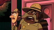 S2e18 Shocked officers