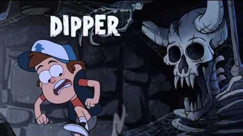 Disney's Gravity Falls - Opening Theme HD - REVERSED!