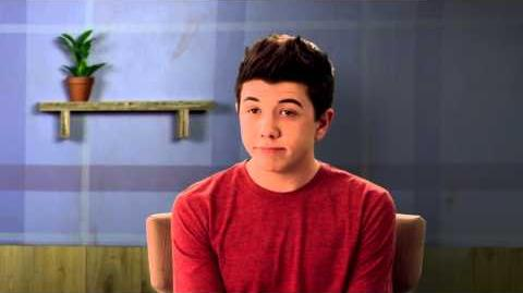 Grunkle Stan's Lost Mystery Shack Interview- Bradley Steven Perry