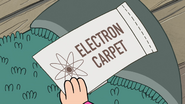 S1e16 electron carpet