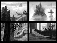 Ian Worrel Early Background Development1