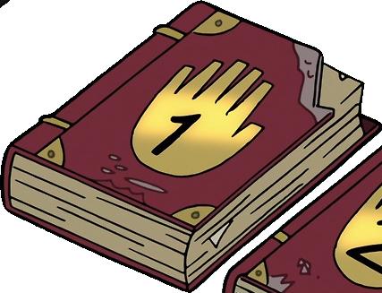 сколько дневников было в гравити фолз