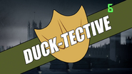 Short15 duck-tective logo