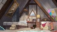 El cuarto de Dipper y MAbel S1E20