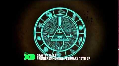 Gravity Falls - Take Back The Falls - Short Promo