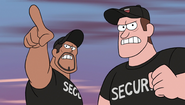 S2e9 security butts