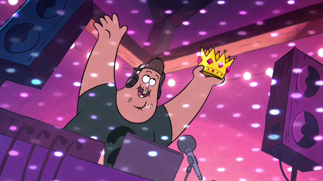 S1e7 soos with crown contest start