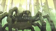 T2e16 Araña gigante