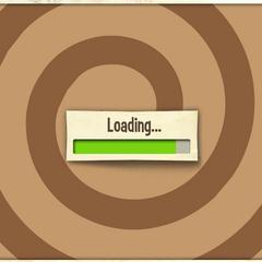 Скриншот загрузки