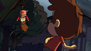 S1e12 dipper sees mabel caught