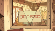 S2e15 - closed sign