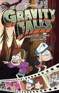 Gravity Falls Cinestory V4