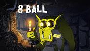 Opening 8 ball