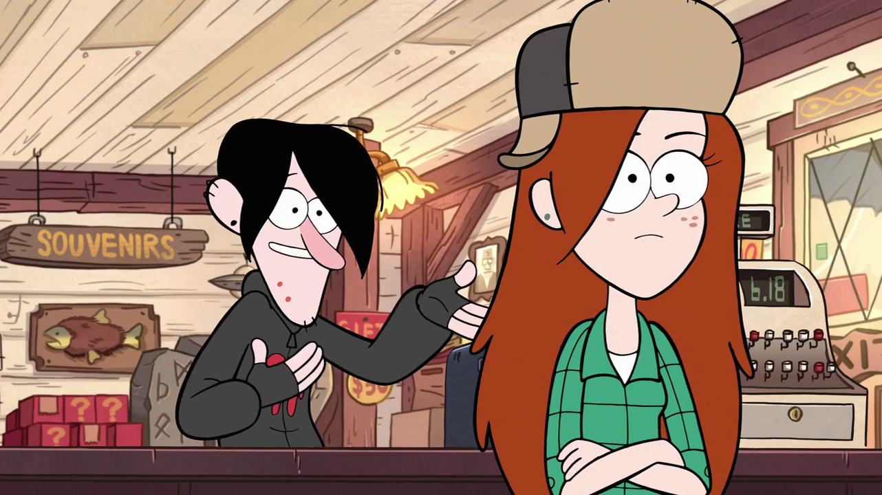 Wendy's Song   Gravity Falls Wiki   FANDOM powered by Wikia