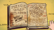 S1e1 3 book trust no one