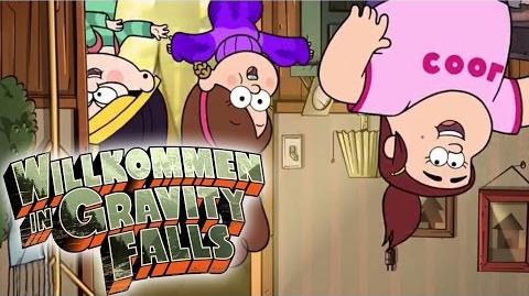Willkommen in Gravity Falls - Neue Folgen - ab dem 01.03. im DISNEY CHANNEL