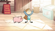 S1e18 Mabel screaming yes