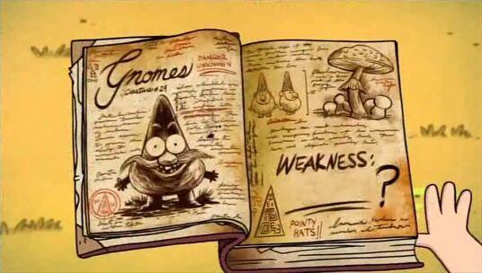S1e1 Original Gnome Page