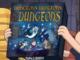 Подземелья, подземелья и ещё больше подземелий (настольная игра)